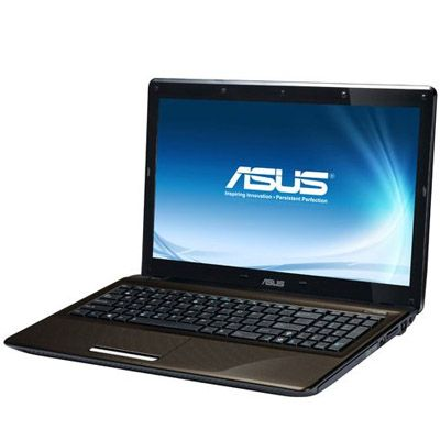 Ноутбук ASUS K52JT (A52J) P6200 Windows 7 (Dark Brown) 90N1WW378W1B12RD13AU