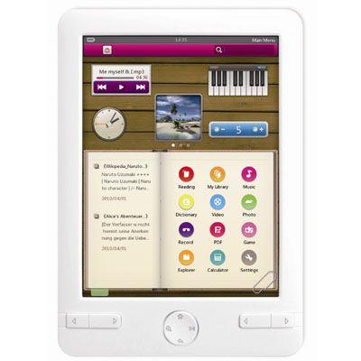 Электронная книга xDevice xBook толстой 4Gb White