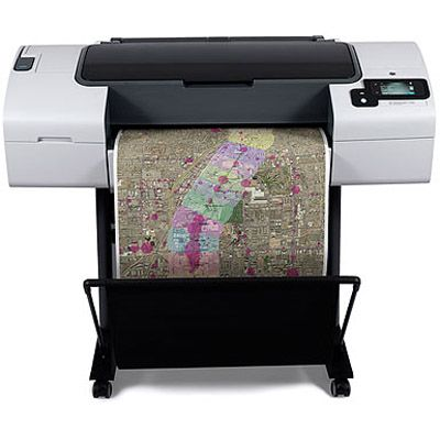 ������� HP Designjet T790ps PostScript ePrinter 1118 �� CR650A