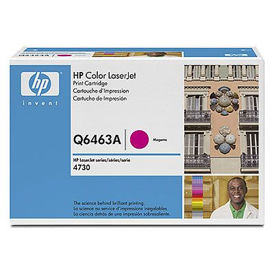 ��������� �������� HP Color LaserJet Q6463A Contract Magenta Print Cartridge Q6463AC