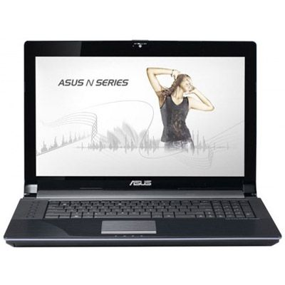 Ноутбук ASUS N73Sv i7-2630QM Windows 7 /4Gb /1000Gb