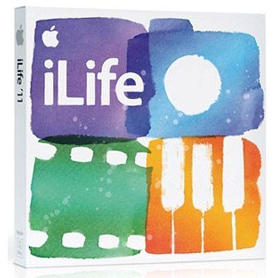 Программное обеспечение Apple iLife 11 MC623