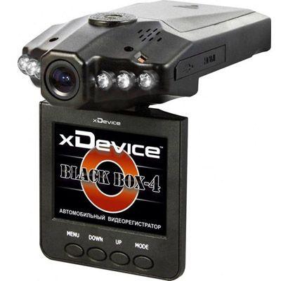 Видеорегистратор xDevice BlackBox-4