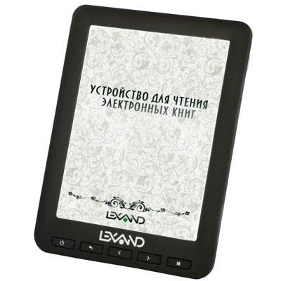 Электронная книга LEXAND LE-116