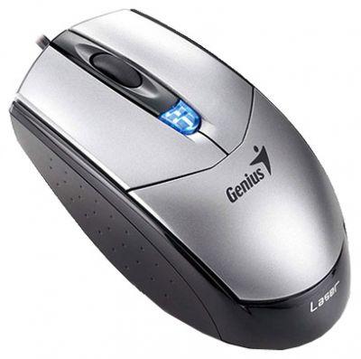 ���� ��������� Genius NetScroll G500 Laser Silver USB