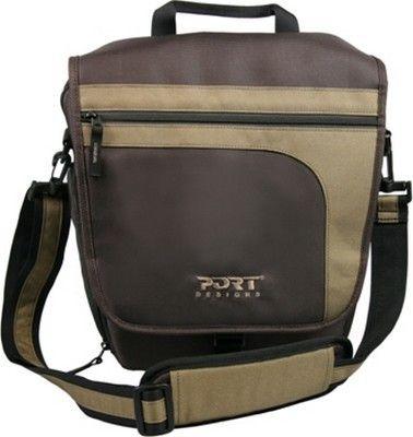 """Сумка Port Designs Brighton Messenger Bag brown 9/11,6"""" 160013"""