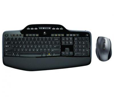 Клавиатура Logitech Wireless Desktop MK710 920-002434