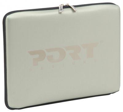"����� Port Designs Neo skin grey metal 15.4"" 140107"