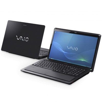 Ноутбук Sony VAIO VPC-F22S1R/B