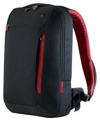 """������ Belkin Slim Backpack, Jet/Cabernet 17"""" F8N159eaBR"""