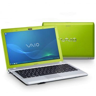 Ноутбук Sony VAIO VPC-YB2L1R/G