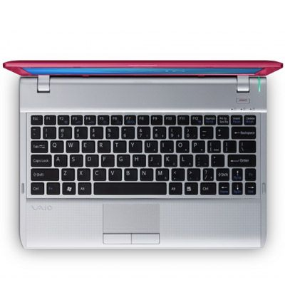 Ноутбук Sony VAIO VPC-YB2L1R/P