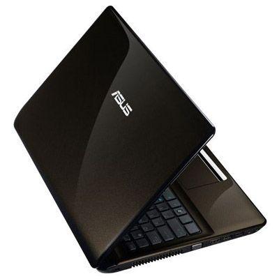 Ноутбук ASUS K52Jt (A52J) i3-380M Windows 7 /3Gb /320Gb (Dark Brown) 90N1WW378W1714RD13AU