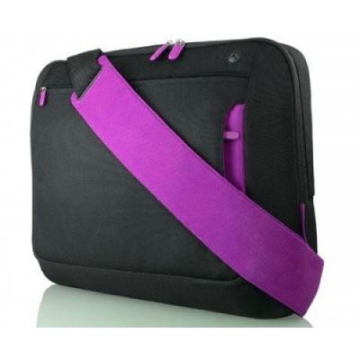 "Сумка Belkin Messenger Bag, Jet/Royal Lilac 15.6"" F8N244ea088"