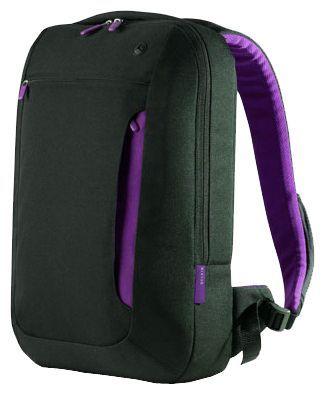 "������ Belkin Casual Backpack, Jet/Royal Lilac 15.6"" F8N256ea088"