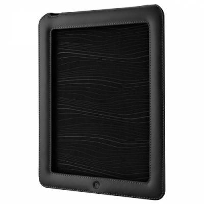 Чехол Belkin для iPAD leather sleeve, black F8N375cw