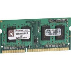 ����������� ������ Kingston sodimm 1GB 1066MHz DDR3 CL7 KVR1066D3S7/1G