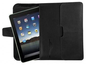 Чехол Targus для iPad Targus Hughes™ Leather Portfolio Slipcase TES010EU