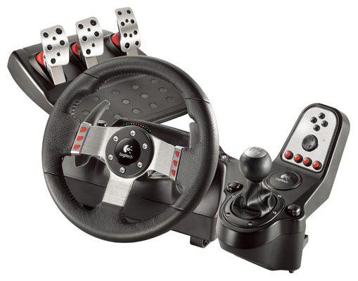 Logitech G27 Racing Wheel 941-000046