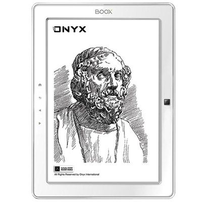 Электронная книга Onyx Boox M91S Odysseus White