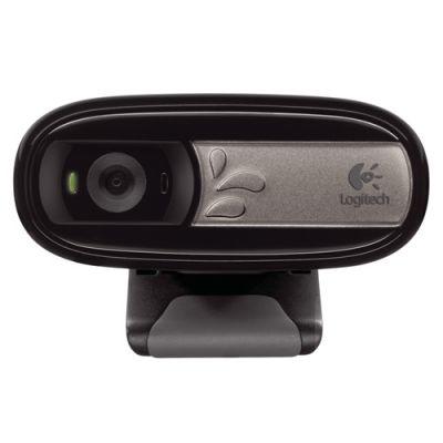 Веб-камера Logitech WebCam C170 960-000760
