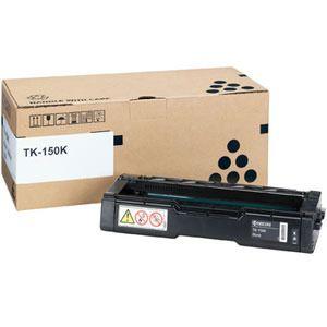Тонер-картридж Kyocera Black/Черный (TK-150K)