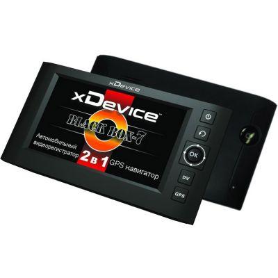 Видеорегистратор xDevice BlackBox-7