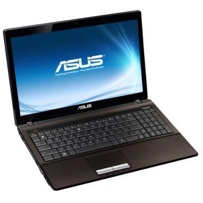 Ноутбук ASUS K53U E-350 Windows 7 90N58Y118W1253RD13AC