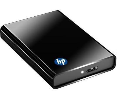 Внешний жесткий диск HP HP by wd 750gb WDBACZ7500ABK-EESN