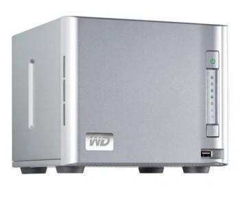 "Внешний жесткий диск Western Digital ShareSpace 4tb Ethernet 3.5"" WDA4NC40000E"