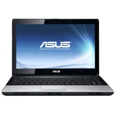 Ноутбук ASUS U31Jg i3-370M Windows 7 (Silver) 90N1BA234W1413RD53AY