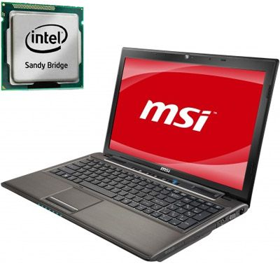 Ноутбук MSI GE620-234
