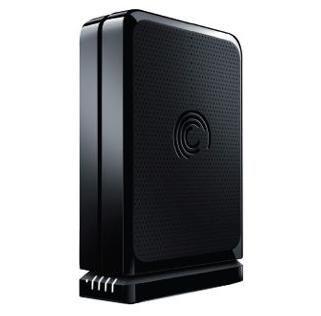 """Внешний жесткий диск Seagate FreeAgent GoFlex Desk Black USB3.0 2Tb 3.5"""" STAC2000201"""