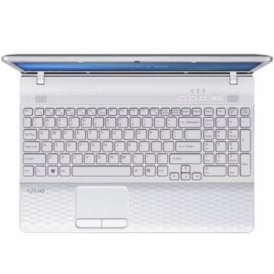 Ноутбук Sony VAIO VPC-EH1L1R/W