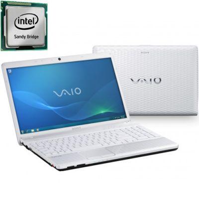 Ноутбук Sony VAIO VPC-EH1M1R/W
