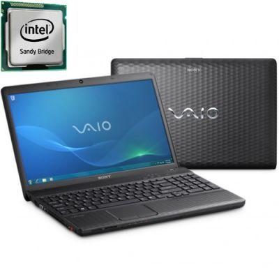 Ноутбук Sony VAIO VPC-EH1M9R/B