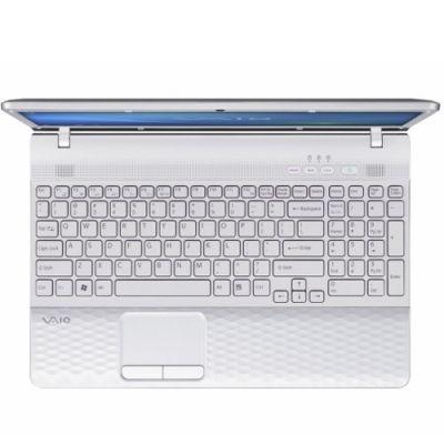 Ноутбук Sony VAIO VPC-EJ1E1R/W