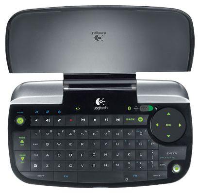 Клавиатура Logitech Cordless diNovo Mini 920-000589