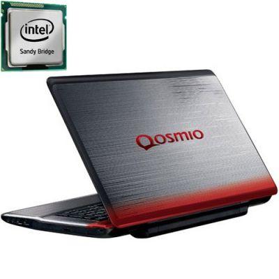 Ноутбук Toshiba Qosmio X770-10P PSBY5E-00R012RU