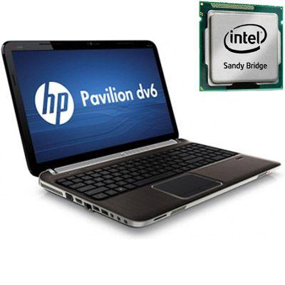 Ноутбук HP Pavilion dv6-6160er QA972EA