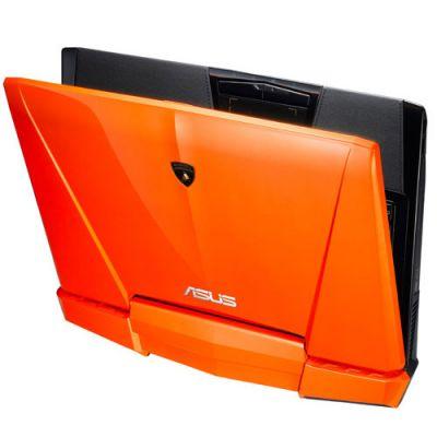 Ноутбук ASUS Lamborghini VX7 i7-2630QM Windows 7 (Orange)