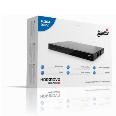 ���������� IconBIT HDR21DVD