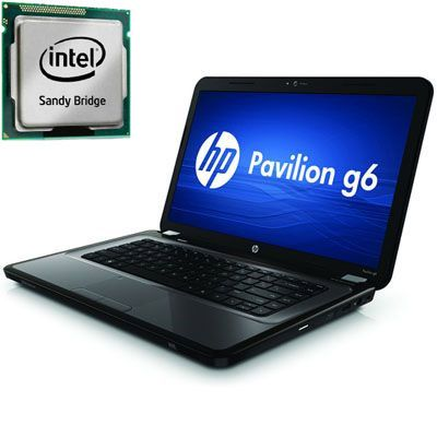 Ноутбук HP Pavilion g6-1160er QA892EA