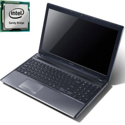 ������� Acer Aspire 5755G-2638G1TMnbs LX.RQ402.007