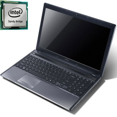 Ноутбук Acer Aspire 5755G-2638G1TMnbs LX.RQ402.007