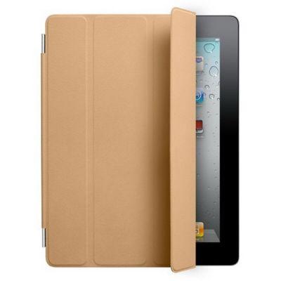 ����� Apple ��� iPad2 Smart Cover Leather Tan MC948