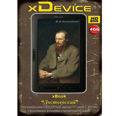 ����������� ����� xDevice xBook ����������� 4Gb Black