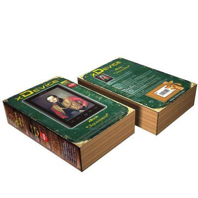 Электронная книга xDevice xBook лермонтов 4Gb White