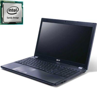 Ноутбук Acer TravelMate 5760-2313G32Mnsk LX.V540C.001