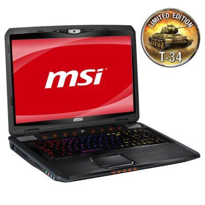 Ноутбук MSI GX780R-015
